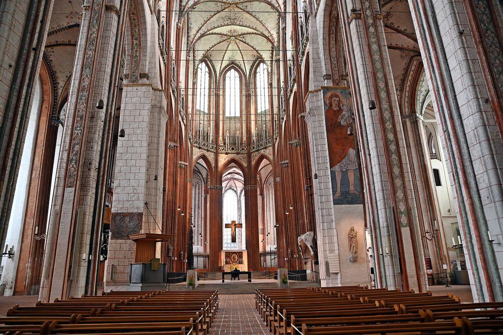 St Marien Kirche Lübeck