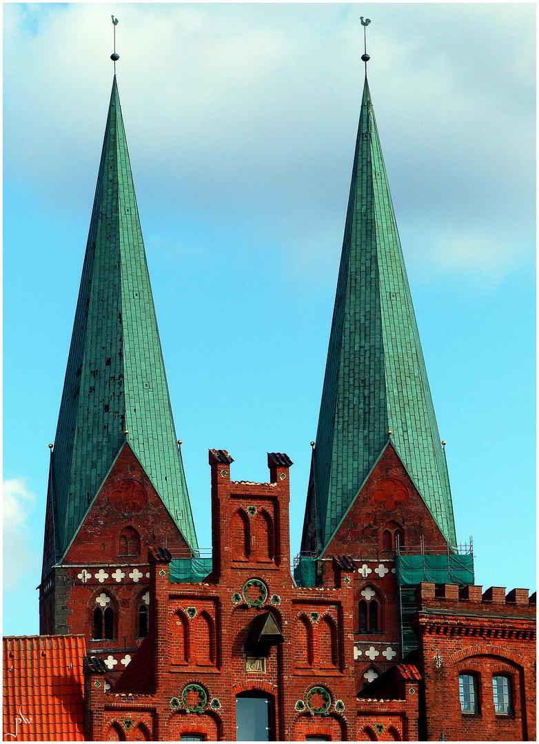 St Marien Lübeck