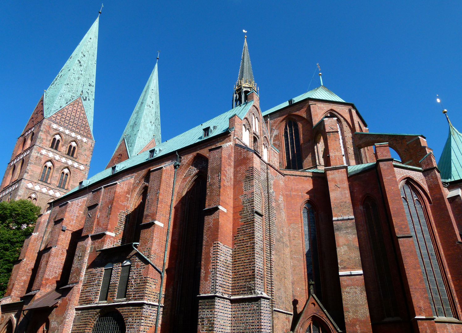 St.Marien Lübeck