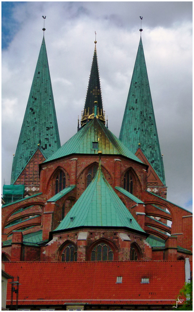 Lübeck St Marien
