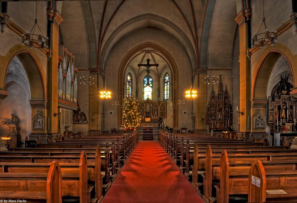 St. Marienkirche in Bad Homburg vor der Höhe Foto & Bild