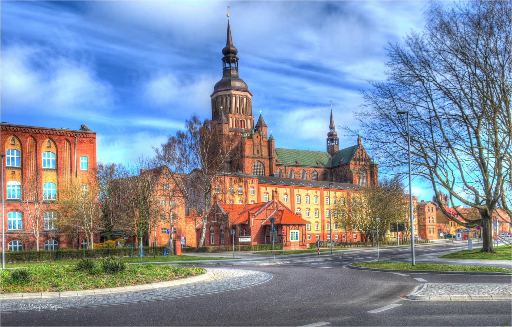 Marienkirche Stralsund