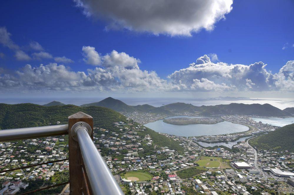 St. Marten Karibik