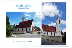 """ St. Martin Kirche Gemeinde Kirchen """