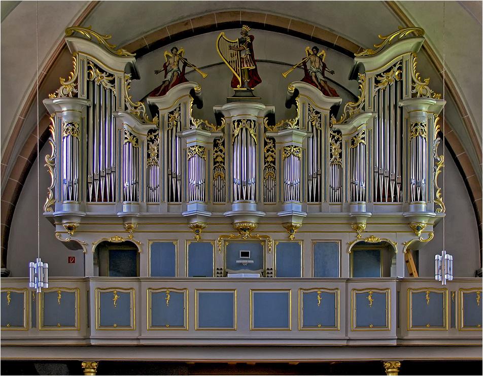 St. Martin Orgel