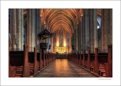 St. Martinikerk Venlo ....