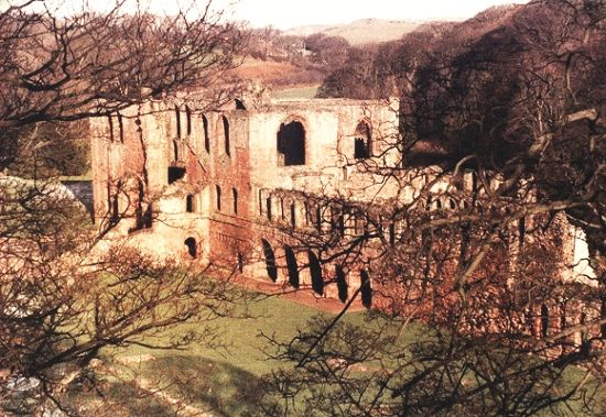 St Mary of Furness Abbey