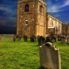 St Marys church whitby