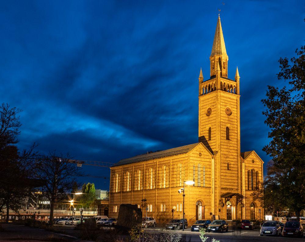 St Matthäus Kirche
