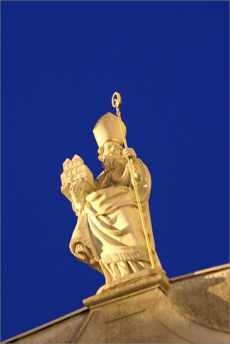 St. Matthias - Trier - Bischof