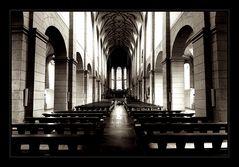 St. Matthias / Trier II sepia