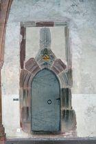 St. Michael die alte ev. Kirche von Schopfheim LK Lörrach