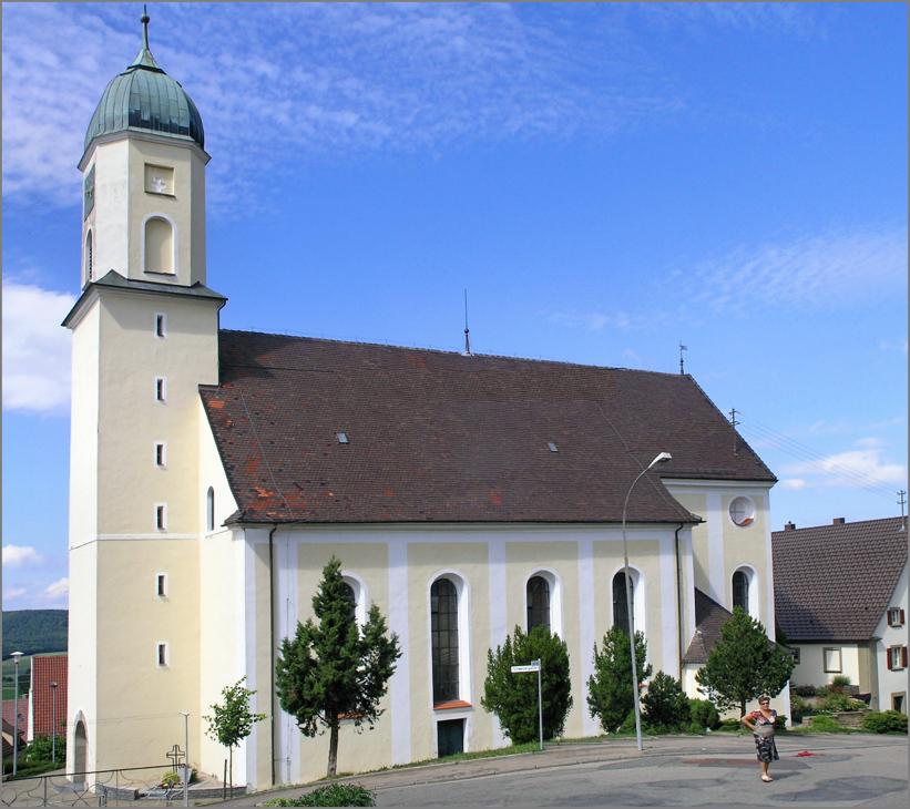 St. Michael in Salmendingen
