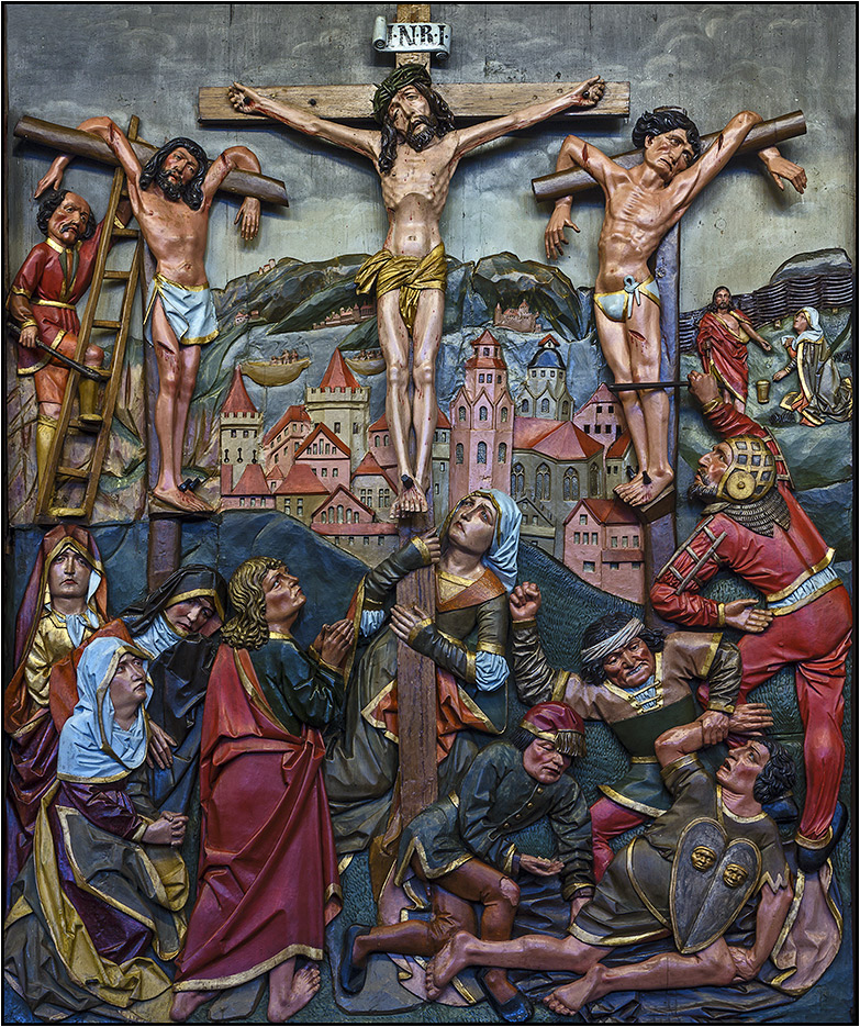 ST. MICHAEL, SCHWÄBISCH HALL (3)