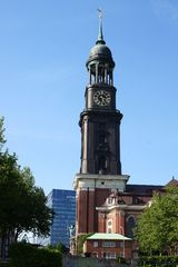 St. Michaelis, Hamburg