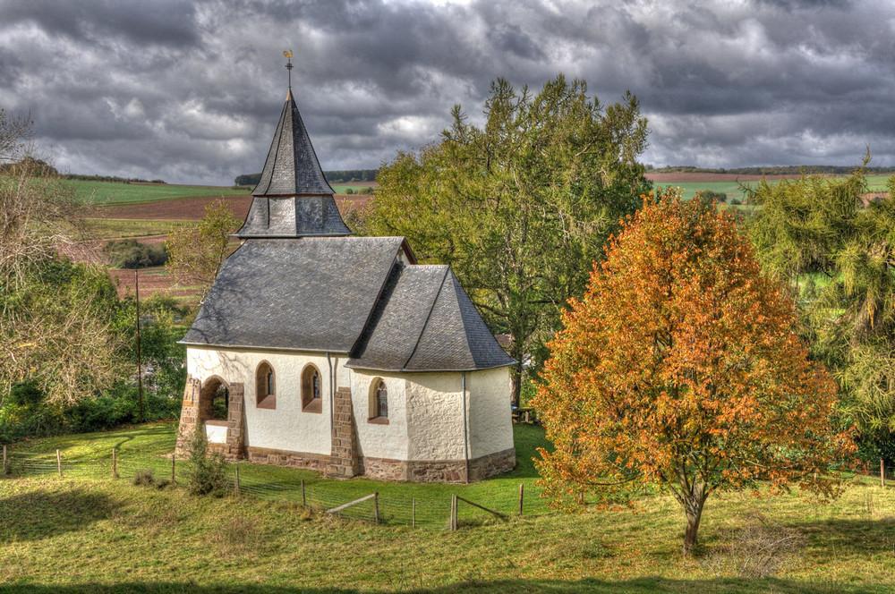 St. Michaelskapelle Vlatten