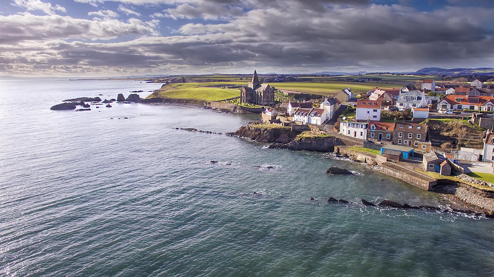 St Monans Fife Scotland