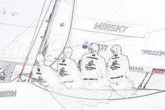 St. Moritz Match Race 12