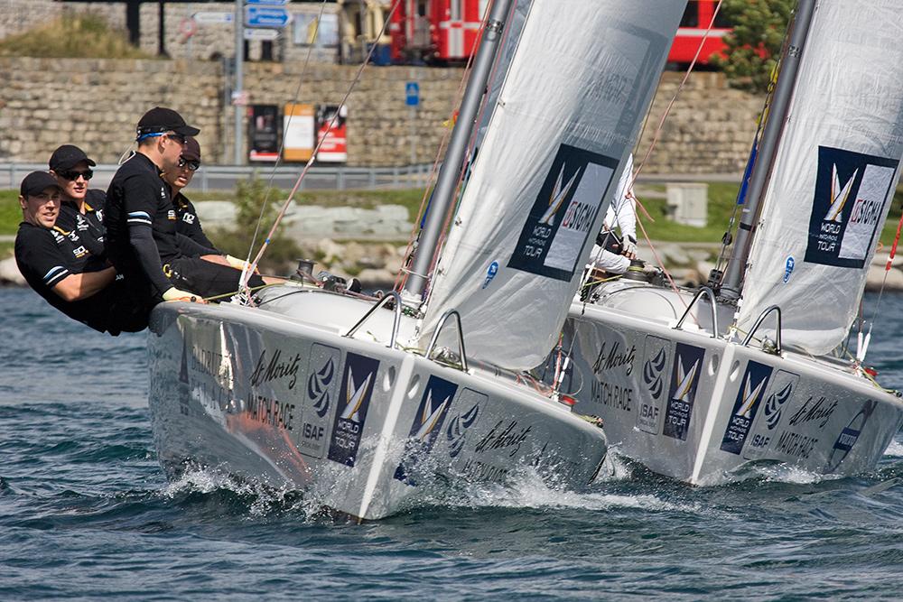 St. Moritz Match Race 3
