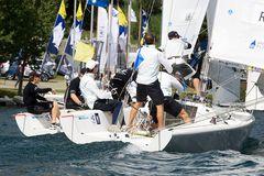 St. Moritz Match Race 7