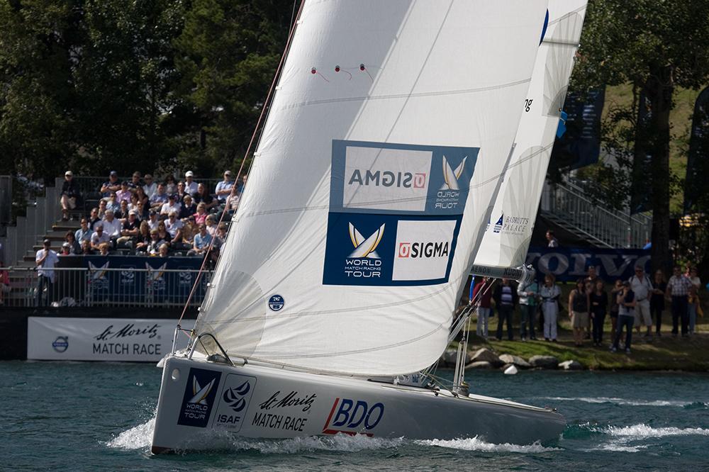 St. Moritz Match Race 9