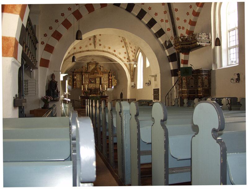 St. Nicolai zu Bolixum-Wyk, Insel Föhr