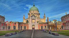 St. Nikolaikirche im Herzen Potsdams