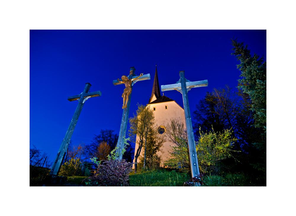 St. Nikolaus in Ebbs