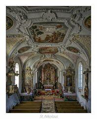 """St. Nikolaus - Unterammergau """" Gott zu Gefallen... """""""