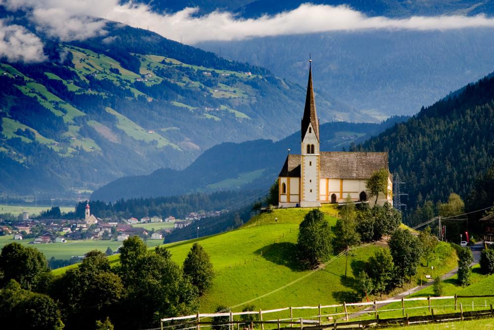 St. Pankraz im Zillertal, Fügen