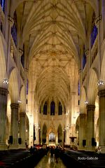 St. Patricks Cathedral - inside