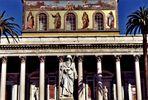 St. Paul at Basilica of Saint Paul Outside the Walls, Rome