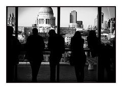 St. Paul from Tate Modern