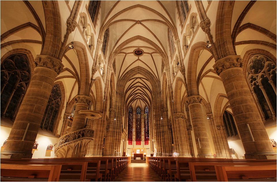 St. Paul inside