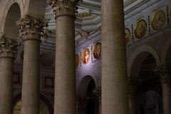St. Paul vor den Mauern - Bildnis des jetzigen Papstes