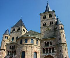 St. Paulin - Dom in Trier