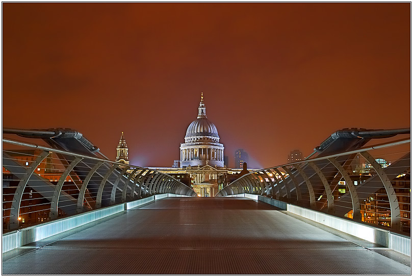 St. Pauls Cathedral...