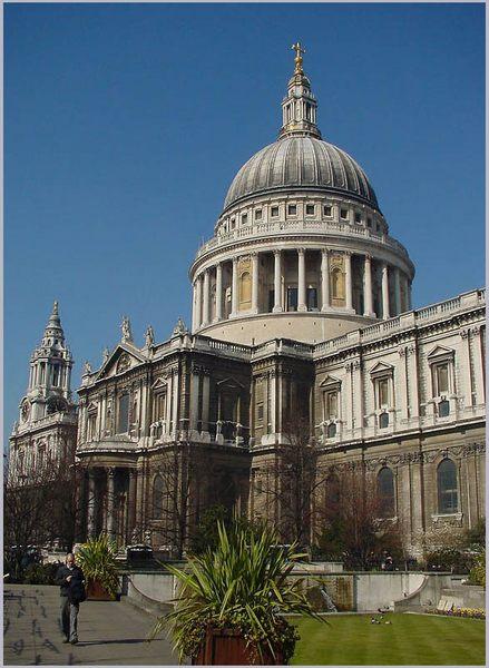 St. Paul's Cathedral ... klassisch