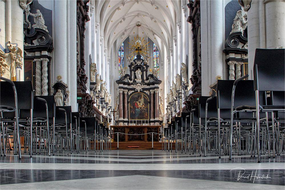 St. Paul's Church .... Antwerpen