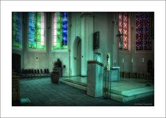 St. Peter Bockert Viersen neue Fenster...