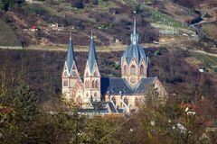 St. Peter, Heppenheim, der Bergsträßer Dom