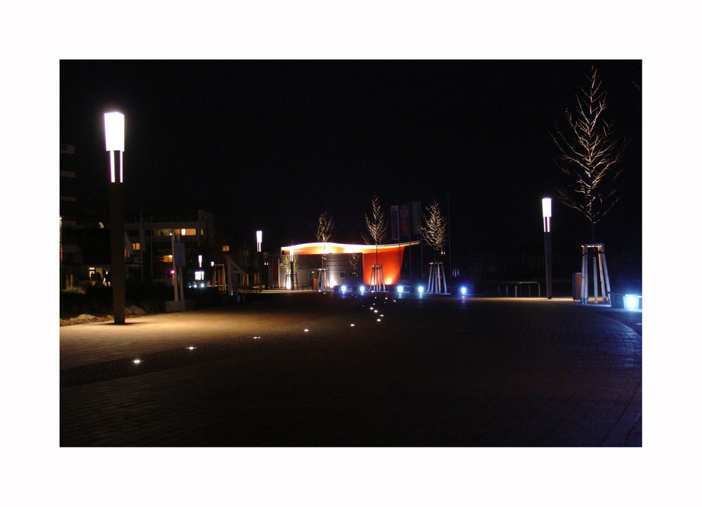 St. Peter-Ording by Night