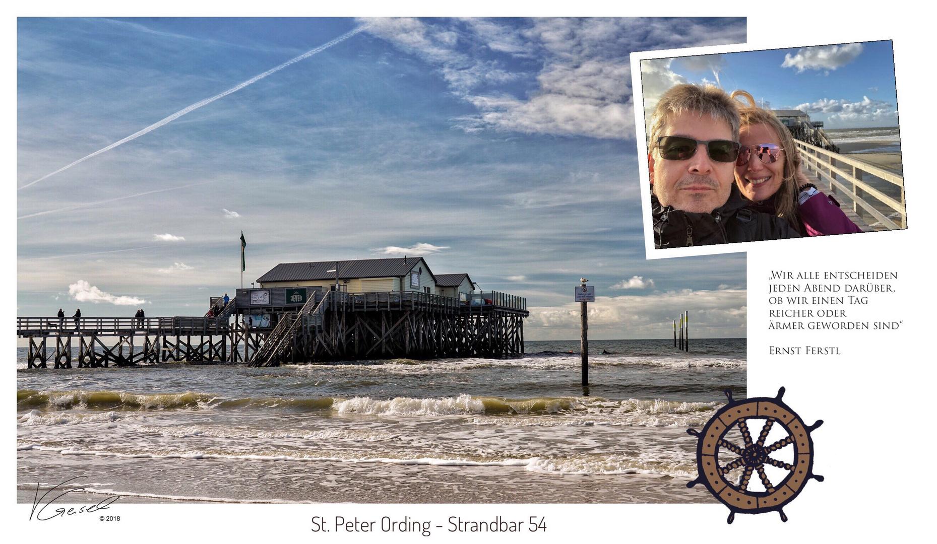 St.-Peter Ording Strandbar 54