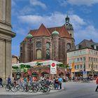 St. Peter Pfarrkirche  - Ein Münchner Wahrzeichen -