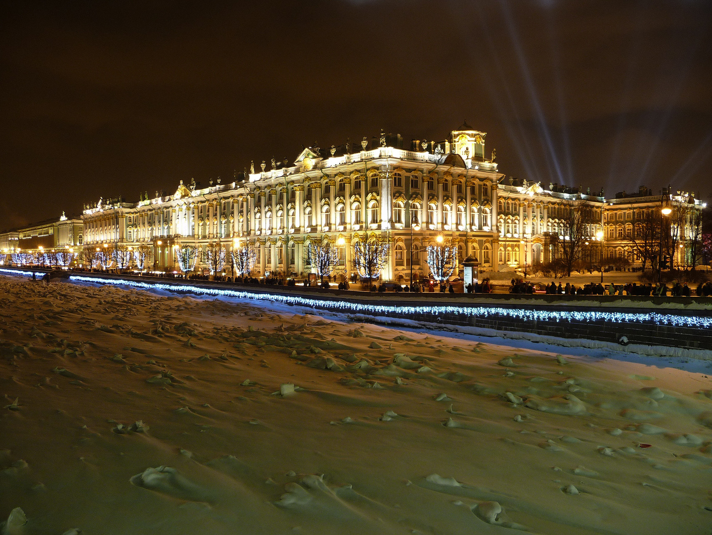 St. Petersburg, Eremitage