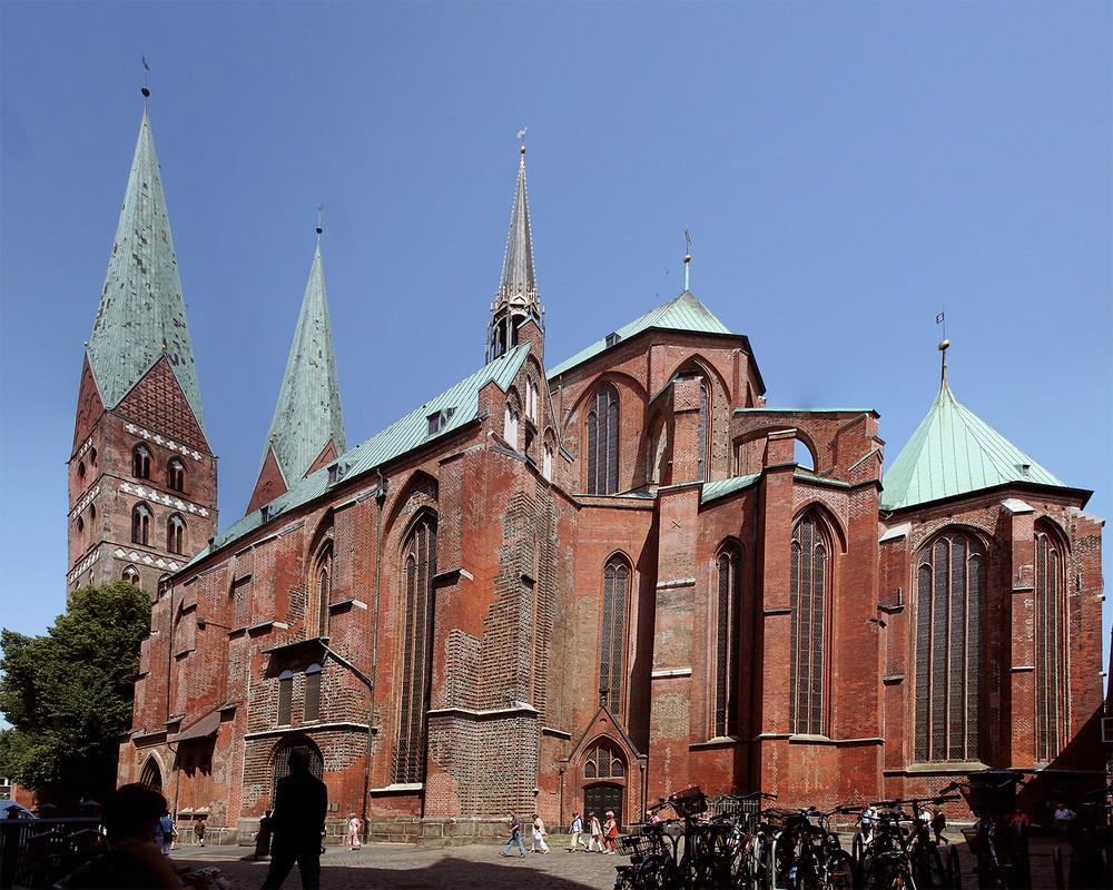 Lübeck Kirchen
