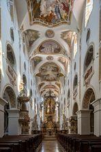 St. Petrus und St. Johannes Evangelist  Ursberg