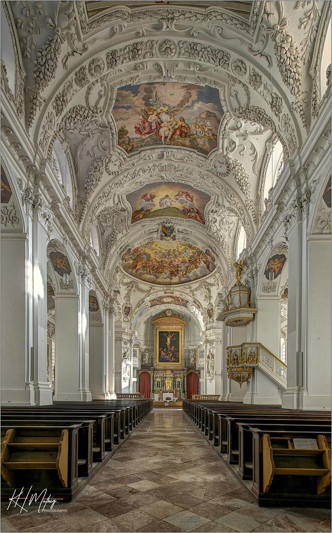 """St. Quirinus-Tegernsee """" Gott zu Gefallen... """""""