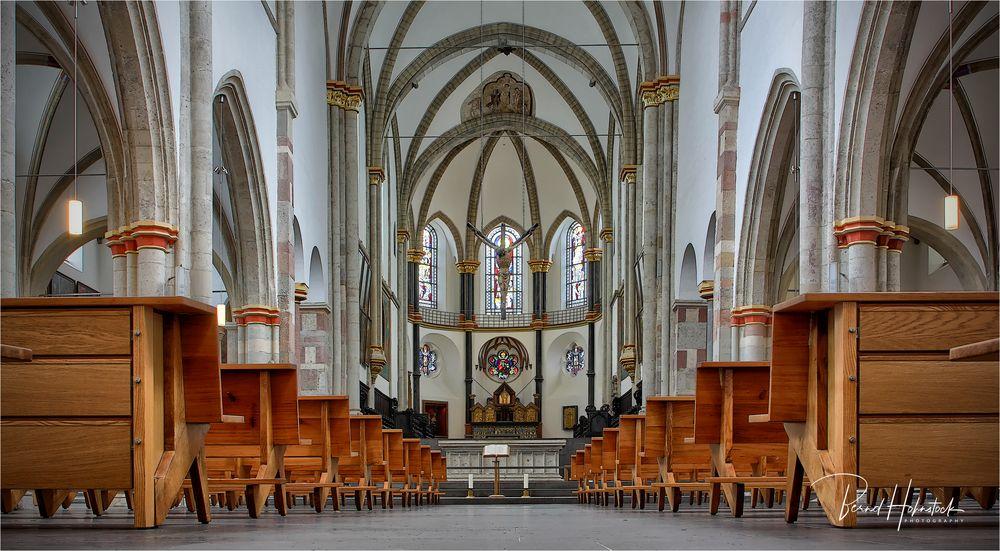St. Severin zu Köln ...