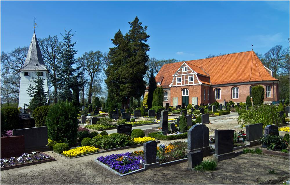 St. Severini Kirchwerder